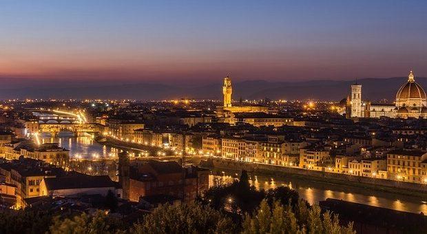 Firenze-sera_Pixabay