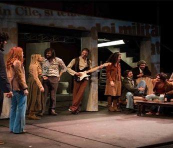 Musica ribelle musical teatrale, foto di Andreana Ferri