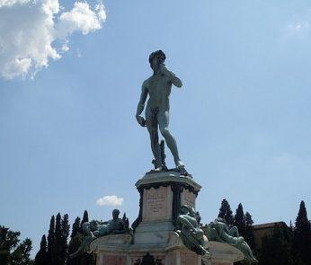 David di Michelangelo al piazzale michelangelo