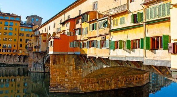 Pixabay ponte vecchio Firenze 2-min