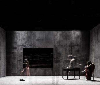 spettacolo Frame di Alessandro Serra