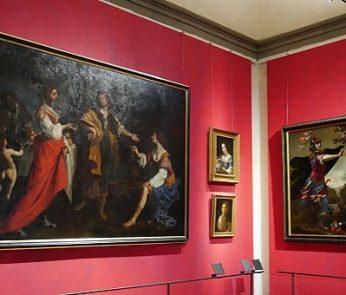 Nuove sale degli Uffizi di Firenze