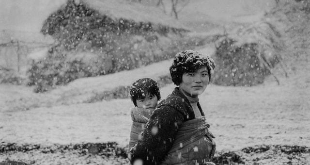 Lucky or Destiny di Kang Woongu. Jangsu, Jeonbuk. 1973
