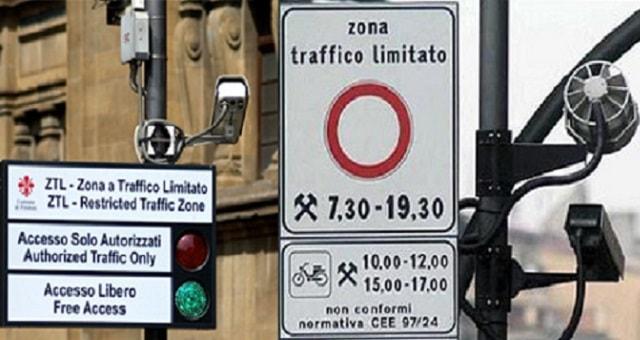 Ztl Firenze Cartina.Ztl Firenze Tutte Le Informazioni Utili Per Entrare In Centro