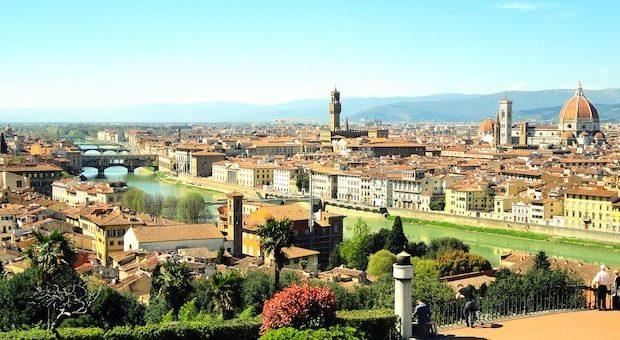 Firenze panorama da Pixabay