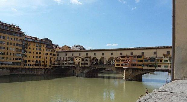 foto di Ponte Vecchio a Firenze