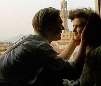film Camera con vista ambientato a Firenze
