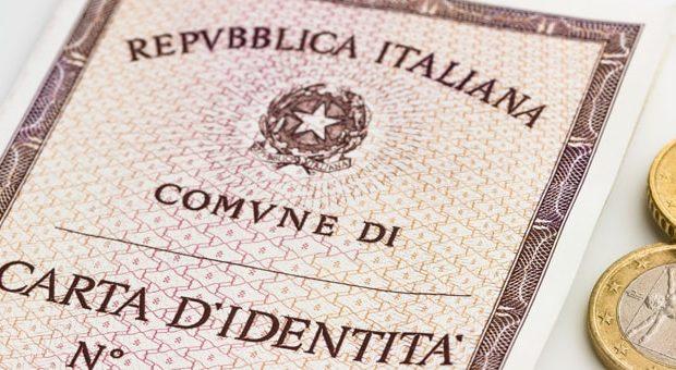 carta d'identità italiana