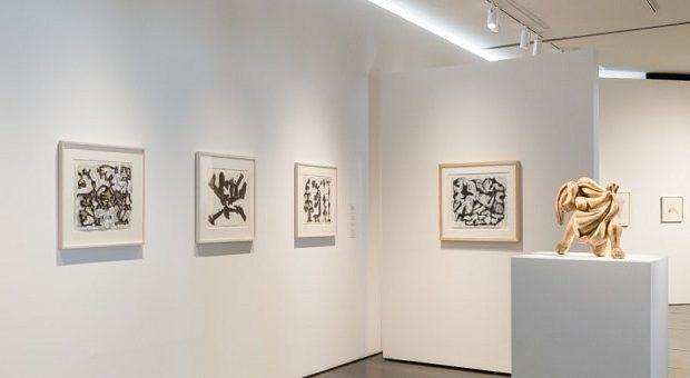 Sale espositive del Museo Novecento di Firenze