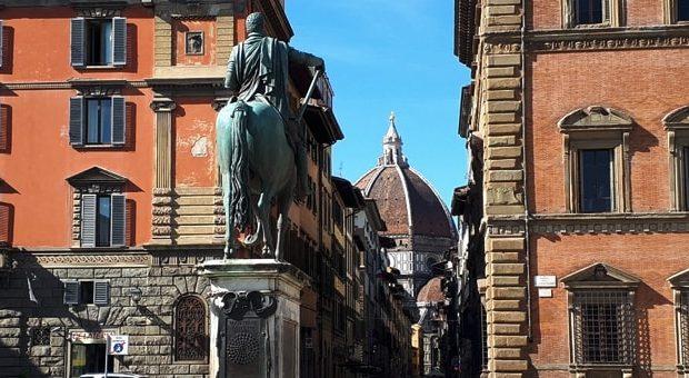 piazza santissima annunziata a firenze