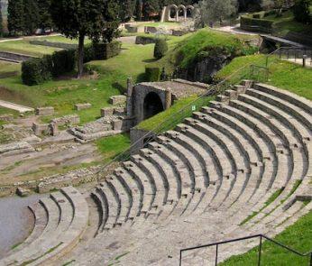 Teatro Romano a Fiesole (Firenze)