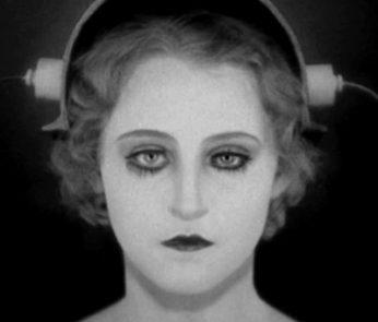 scena dal film Metropolis di Fritz Lang