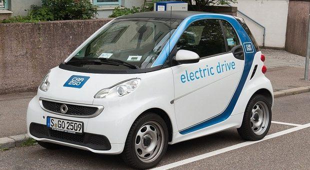 Car2go car sharing
