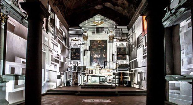 Arte contemporanea nella Chiesa di Santa Verdiana