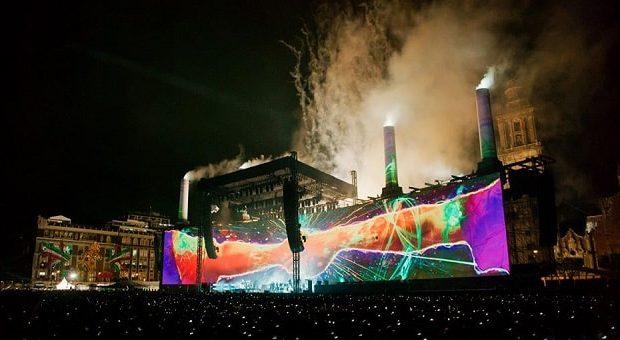 palco del lucca summer festival