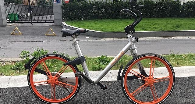 Mobike bike sharing