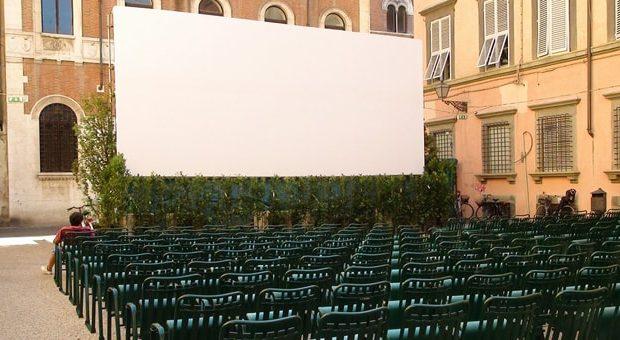 arena estiva per cinema all'aperto