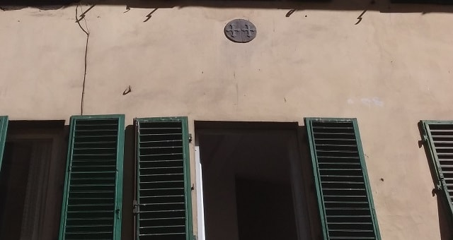 Palazzo in via Panicale a Firenze