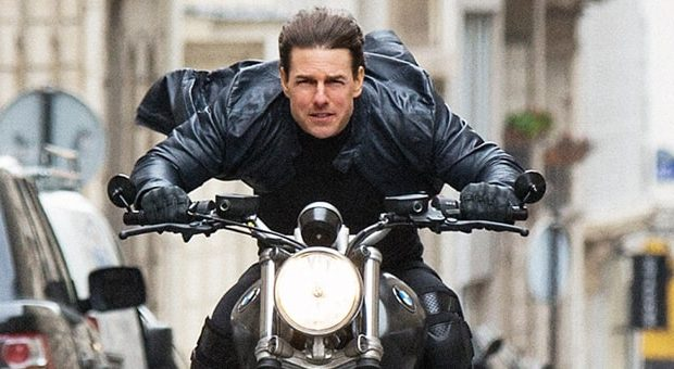 tom cruise in mission impossible fallout