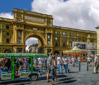 piazza della repubblica a firenze