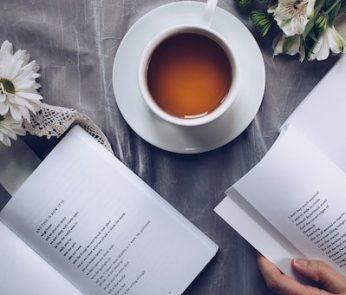 Libri, tè, settembre