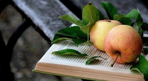 Libri in autunno