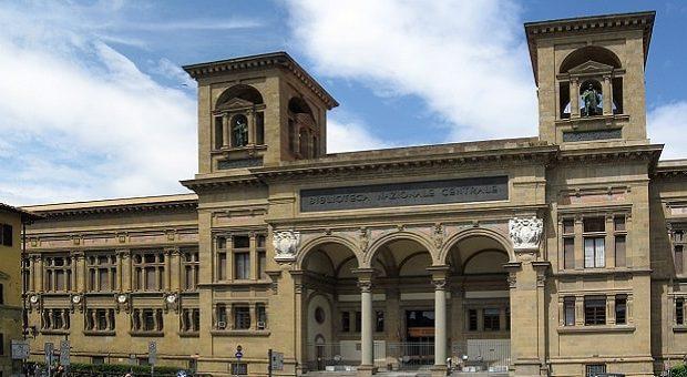 Firenze Biblioteca Nazionale