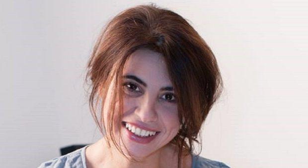 L'attrice Francesca Nunzi