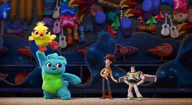 toy story 4 clip