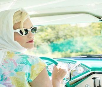 moda vintage anni '50