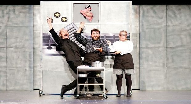 Compagnia teatro Yllana