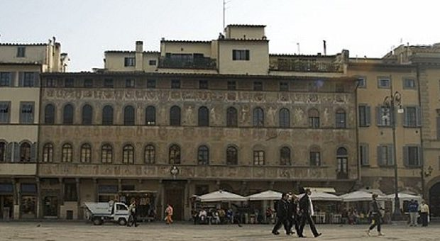 Palazzo degli Antellesi a Firenze
