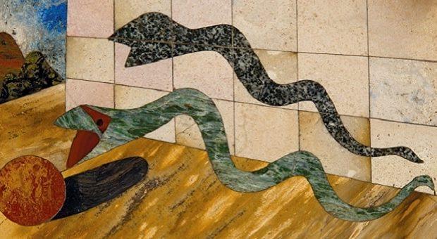 serpente e sfera