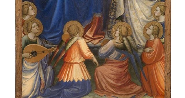 Incoronazione della Vergine di Mariotto di Nardo