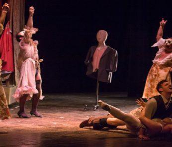 L'Immacolata concezione dei Vuccirìa Teatro