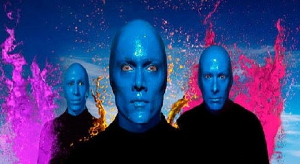 Blue Man Group a Firenze