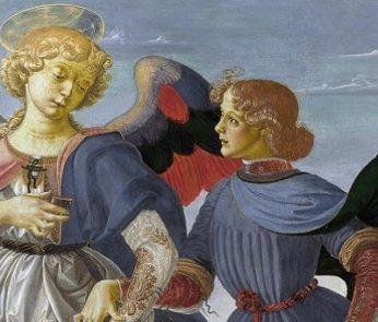 L'arcangelo Raffaele e Tobiolo di Verrocchio