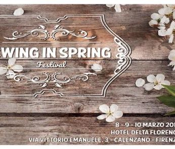 locandina Swing in Spring Festival