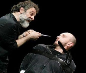 L'ospite con Ciro Masella e Aleksandros Memetaj