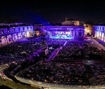 Piazza Santissima Annunziata Musart Festival
