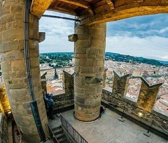 Firenze Torre di Arnolfo