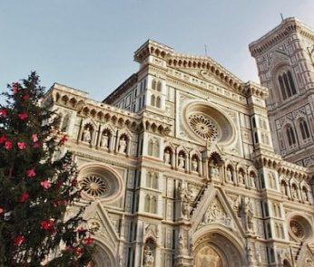 Albero di Natale in Piazza del Duomo