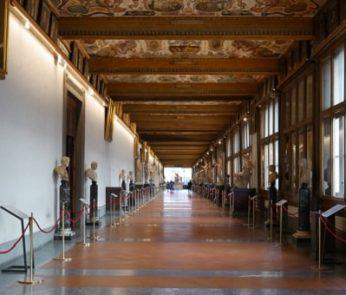Uffizi terzo corridoio
