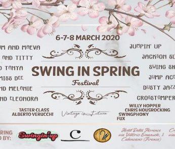festival di swing